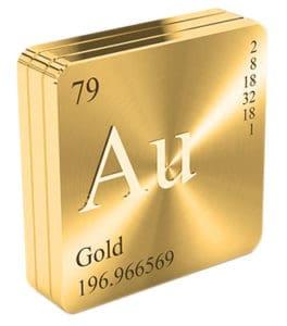 Oro nelle varie leghe