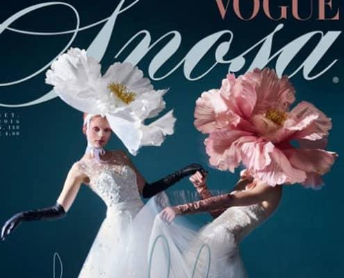 Fedi nuziali e Vogue Sposa