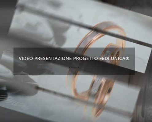 Video UNICA la tua fede personlizzata