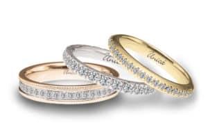 fedi eternity UNICA diamanti