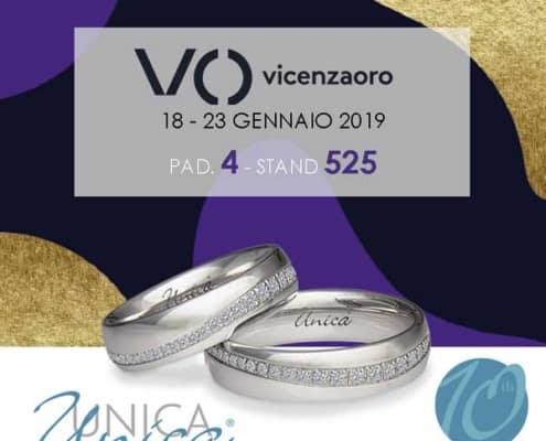 VicenzaOro 2019 Fedi UNICA