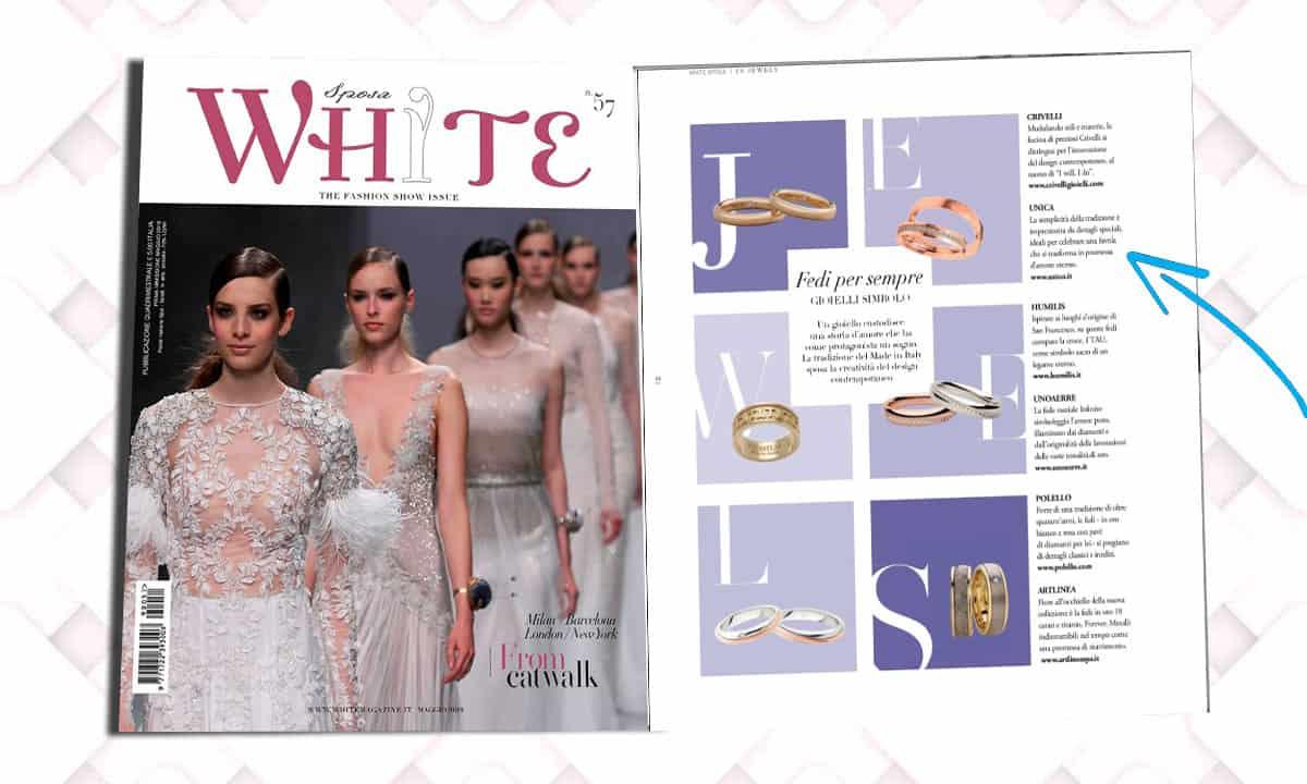 white sposa maggio 2019
