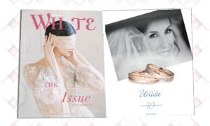 White Sposa 2020 Fedi Nuziali