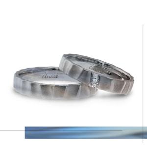 Fedi titanio by UNICA®