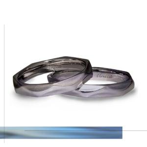 Fedi titanio by UNICA® by UNICA®