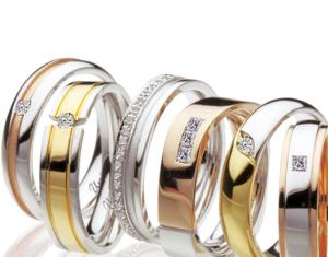 Fedi UNICA Diamanti numero e posizione