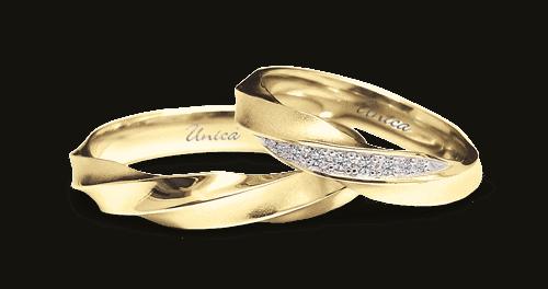Fedi oro UNICA® Design